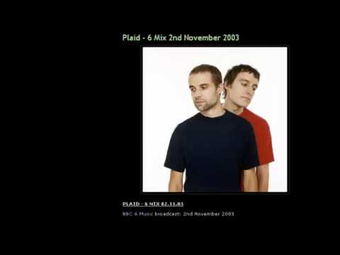 "Plaid - ""6 Mix""  (2003)"