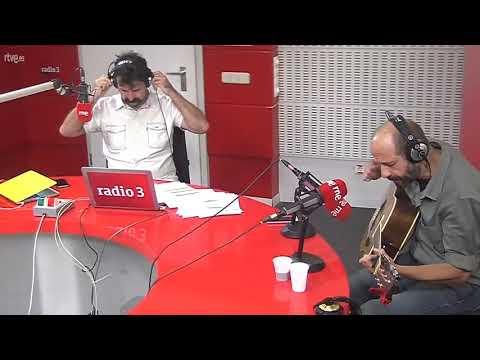 Hoy Empieza Todo Josele Santiago toca Magia Negra Radio 3