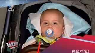 WOWBIZ (18.09.2017) - Botez de 5 stele pentru fiul lui George! Imagini UNICE! Partea II