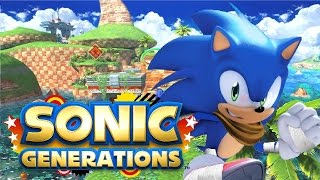 WARNING: SANIC BEWM SPOILERS! | Sonic Generations w/ Mods #8