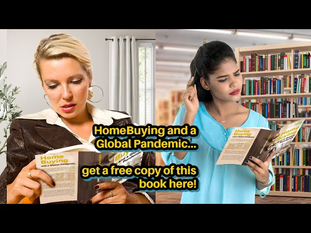 Home Buying and a Global Pandemic - The Book - Get a Free Copy!  Mortgage Loan | Home Loan Process