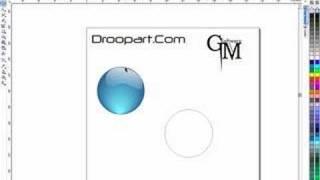 Efecto Cristal En Corel Draw