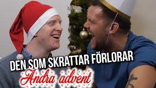 Den som skrattar förlorar - Andra Advent - Torra skämt och ordvitsar med Niclas & Jonatan