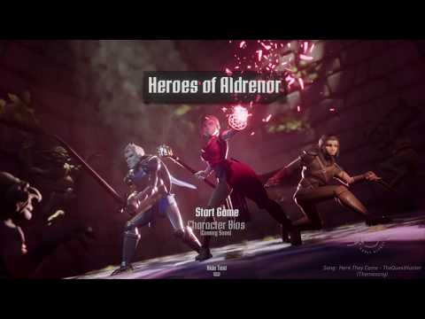 HEROES OF ALDRENOR - Co-op RPG Dreams PS4