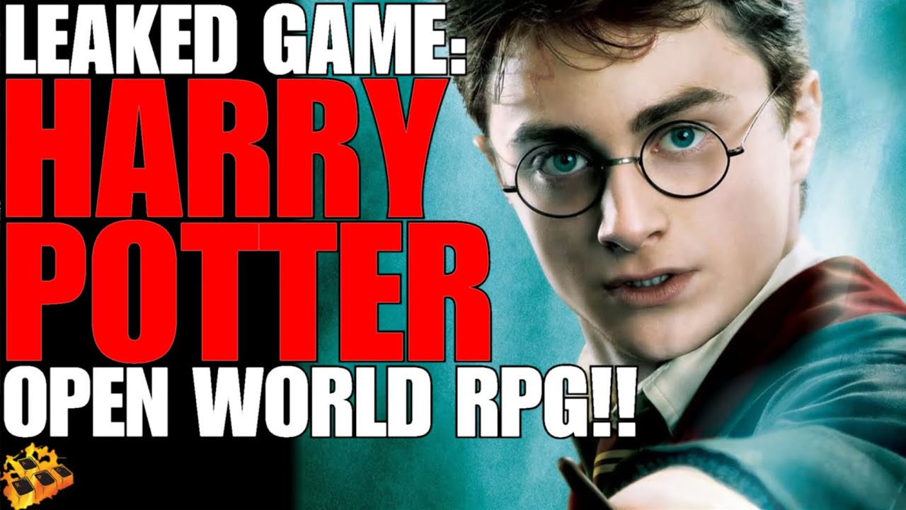 *NEW* HARRY POTTER RPG LEAKED!! WILL DROP IN 2021!! THIRD PERSON RPG!! WOAH!!