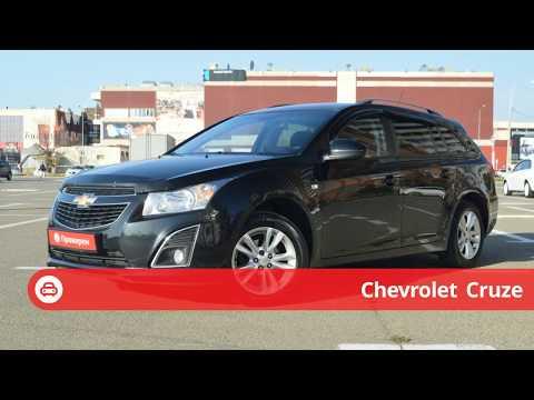 Проверенный Chevrolet Cruze 2013 с пробегом