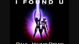 AXWELL - I FOUND U ( PAUL JOHNS REMIX ) ☛ PAULJOHNS.PL [HQ]
