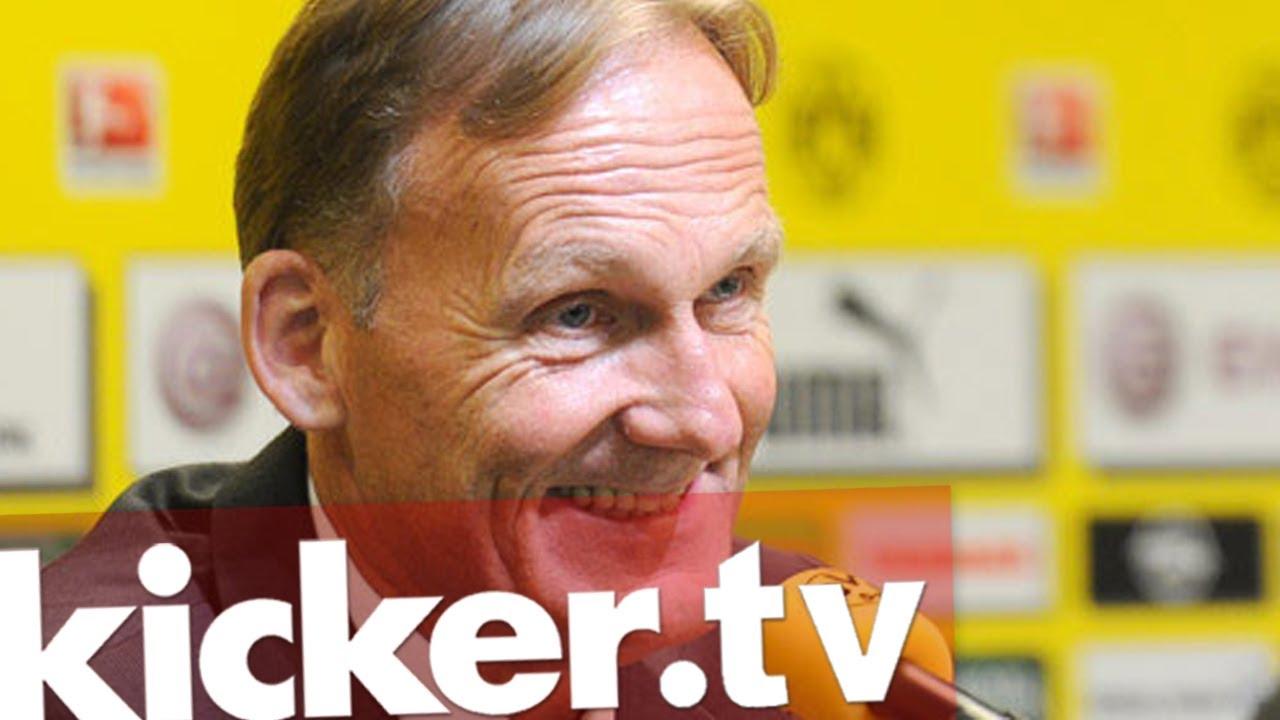 BÖRSENJUBEL BEI BORUSSIA - WATZKE VERMELDET REKORDUMSATZ - KICKER TV