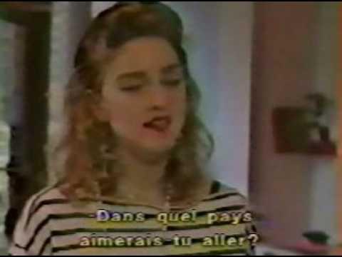 Madonna Maripol Interview