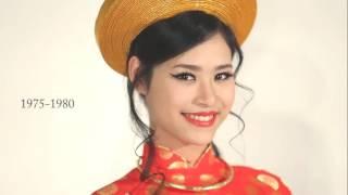Cô Dâu Việt Nam Trong 100 Năm Qua.