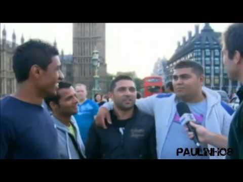 Paulinho fala do Tottenham, da saudade do Corinthians e apresenta a nova casa em Londres