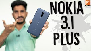 Nokia 3.1 Plus Hindi Review: Should you buy it in India? [Hindi हिन्दी]