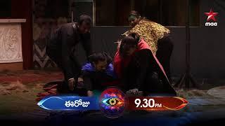 Janda pathenge...Game Jeethenge!!!  #BiggBossTelugu3 Today at 9:30 PM on #StarMaa