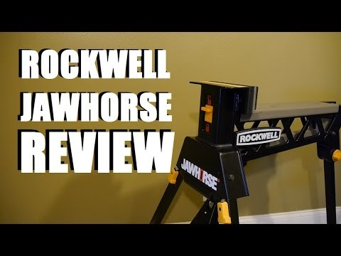 Rockwell Jawhorse Portable Workstation Review