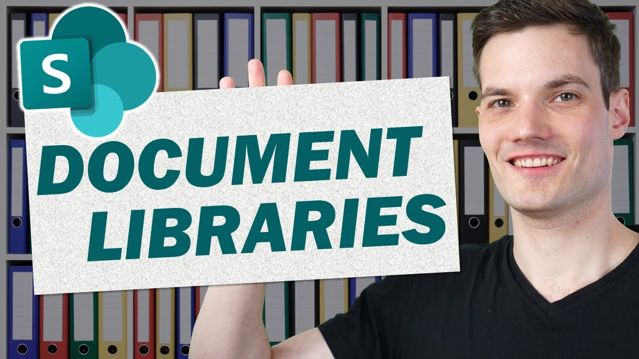 How to use SharePoint Document Libraries - Beginners Tutorial