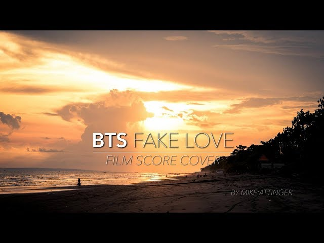 BTS (방탄소년단) - Fake Love (piano orchestra cover)