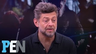 Andy Serkis On 'Planet Of The Apes' Vs. 'Lord Of The Rings' Motion Capture Difference | PEN | People