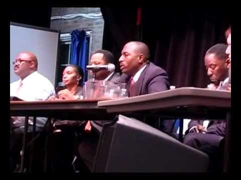 Mayor's Town Hall Meeting- South Ward @ Heywood Ave School