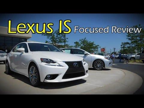 2016 Lexus IS 300 AWD: Focused Review
