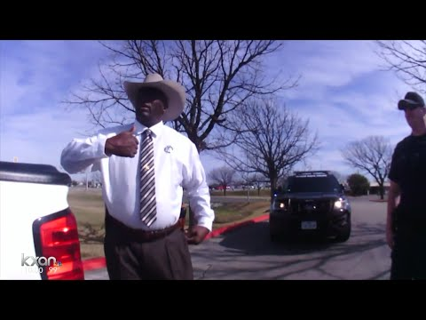 Texas Ranger pulls