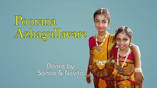 Poorana Azhagullavare- Tamil christian bharatnatyam dance