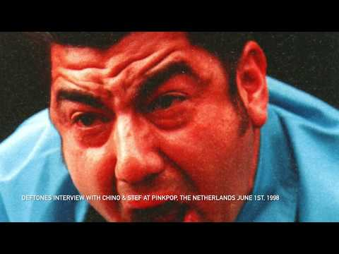 Deftones - Interview Chino & Stef at Pinkpop 1998 [HD]