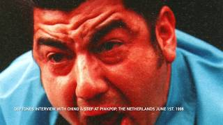 Gambar cover Deftones - Interview Chino & Stef at Pinkpop 1998 [HD]