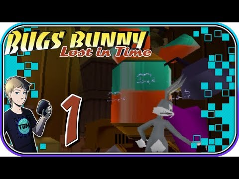 Bugs Bunny: Lost In Time - Part 1: Re: Bugs Bunny: Lost In Tiiiiime By Caddicarus!