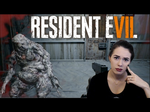 Resident Evil 7 (Part 11) Puking EVERYWHERE