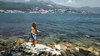 #Отдых. Пещеры. Нудистский пляж 2. Игало. Черногория