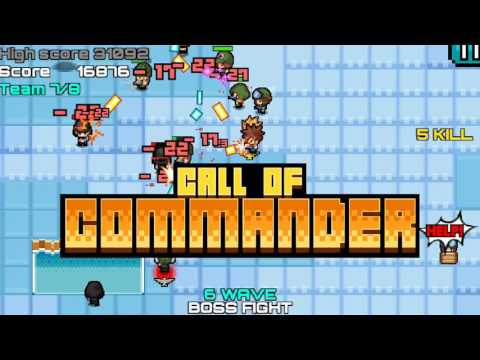 Call of Commander ( Magic cube's New Game Trailer )