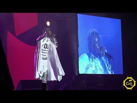 Olatunji Performing 'Thankful' At ISM 2020 Finals