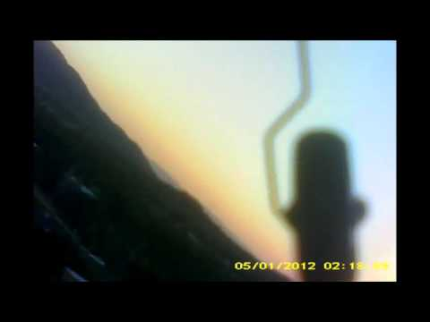 Habu under carriage camera test 1