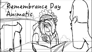 Extras: Animatic for Poppy Topper - Remembrance Day Comedy Sketch