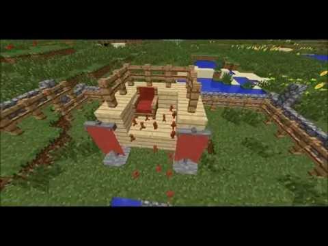 Война глиняных человечков! #1 (синие vs красные)