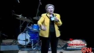 Liar Hillary Clinton Nasty Negative Campaign against Obama