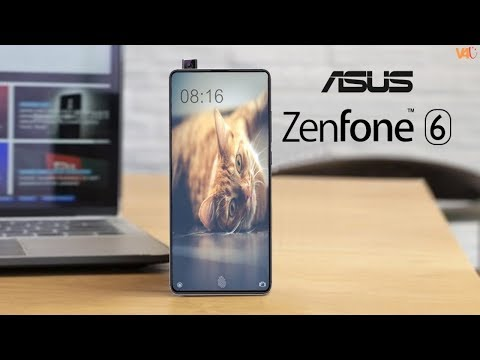 Asus Zenfone 6 Launch Date, Price, 48MP Camera, Specifications, First Look, Features, Trailer, Specs