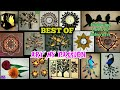 artmypassion | Best of Artmypassion | Wall Hanging Craft Ideas | Wall Decor | DIY wall hanging decor