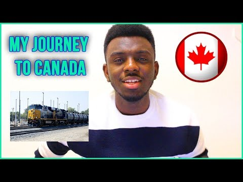 How I Came To Canada - Getting Into University