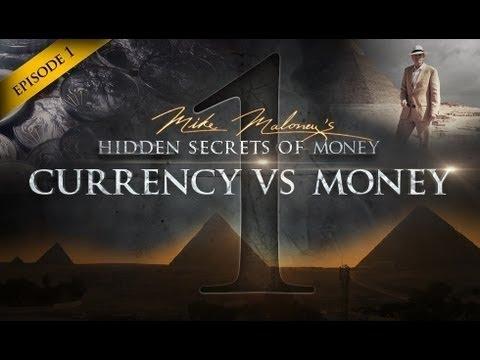 Dokument: Michael Maloney, Skryté tajomstvo peňazí 01 -  Mena verzus peniaze CZ tit.