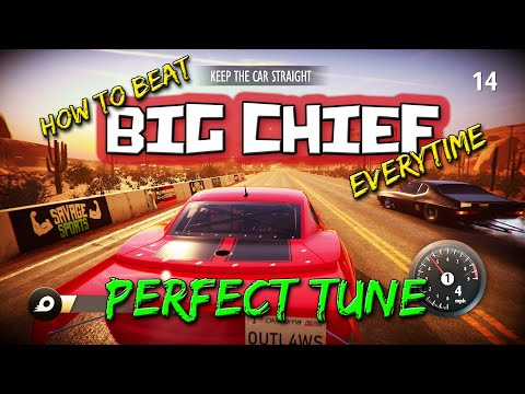 Street Outlaws The List Perfect Tune To Beat Big Chief Everytime