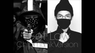 Jooheon (Monsta X) & Mad Clown - Get Low [Chipmunk Version]