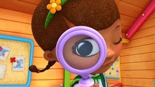 Доктор Плюшева - Серия 19  Сезон 3 - самые лучшие мультфильмы Disney для детей