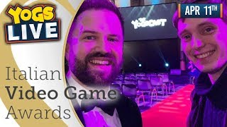 THE ITALIAN VIDEO GAMES AWARDS w/ Turps! - 11/04/19