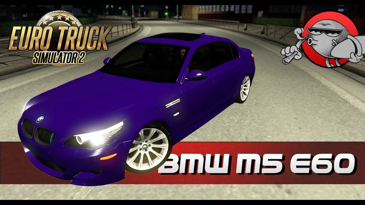 Full Form Of Bmw And Amw >> Navalivaem Na Bmw M5 E60 Euro Truck Simulator 2 Youtube