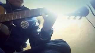 (Wacharawalee) Nhạc phim Thái - Guitar cover