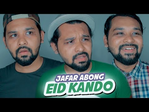 Jafar abong Eid Kando    Eid Special    Raseltopu 2018