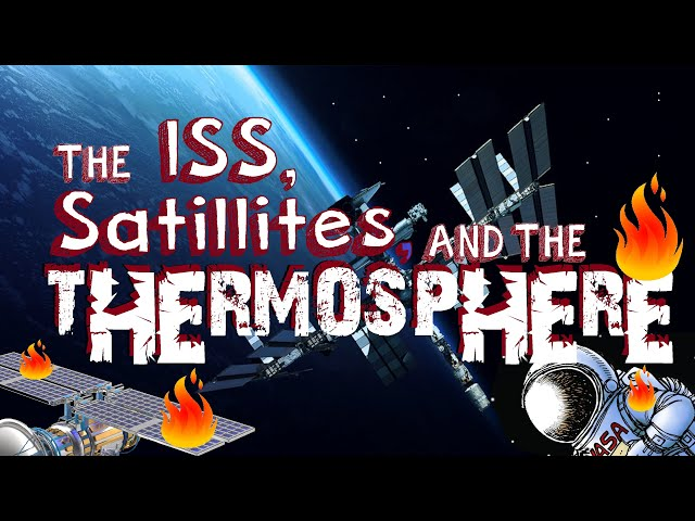Episode 4 - The ISS, Satellites, and the Thermosphere - Brian Mullin