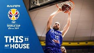 Italy v Romania - Full Game - FIBA Basketball World Cup 2019 - European Qualifiers