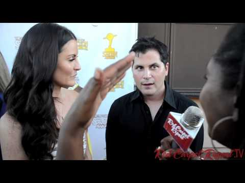 Rileah Vanderbilt & Adam Green at the 39th Annual TheSaturnAwards @Rileah @adam_fn_green